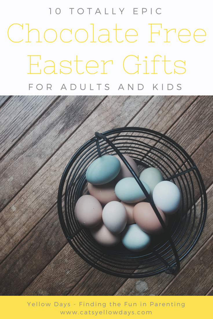 10 epic chocolate free easter gifts for adults and children negle Gallery