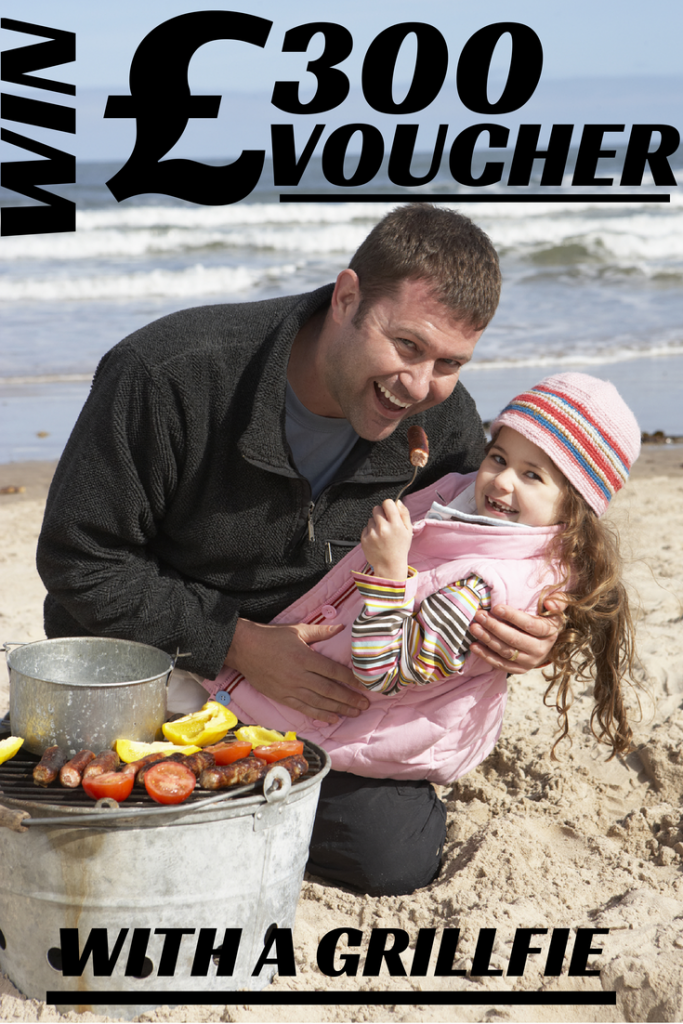 Win £300 Homebase Vouchers by Sharing your #Grillfie