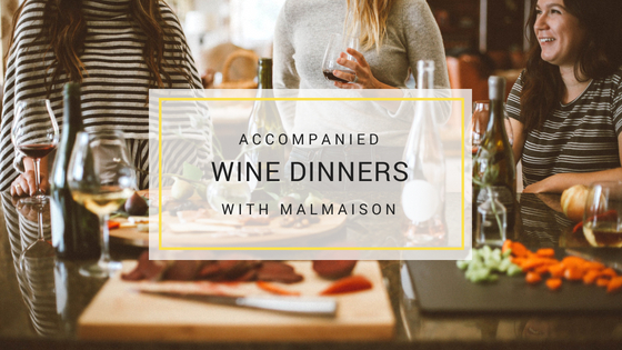 Malmaison 'Wine Dinner' – An educational night out