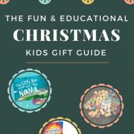 Fun & Educational Christmas Gifts for Kids