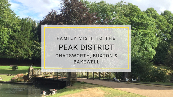 Family Trip to the Peak District